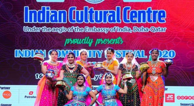 'പാസേജ് ടു ഇന്ത്യ' സാംസ്കാരികോത്സവം ആകര്ഷകമായി