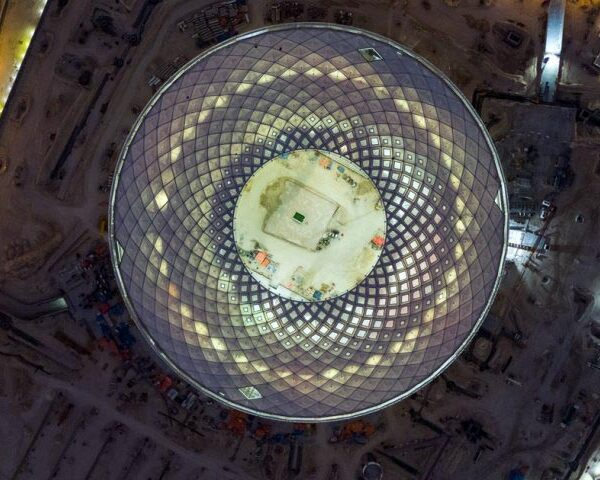 തുമാമ സ്റ്റേഡിയം നിര്മാണത്തില് അപകടരഹിത 20 ദശലക്ഷം തൊഴില് മണിക്കൂറുകള് പിന്നിട്ടു